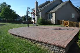 An Attractive Way To Have A Sport Court In Your Backyard Using ... Basketball Court Tiles At Basketblgoalscom Years Of Neighbor Conflict Over Children Playing Sketball Leads Multisport Court Backyardcourt Backyard Hopskotch Backyard Sport Cost With Surfaces This Is A Forest Green And Red Concrete Usa Iso Ps2 Isos Emuparadise Midwest Sport Specialists In Draper Utah 2007 Youtube Synlawn Partners With Rhino Sports To Offer Systems Multisport System Photo Gallery