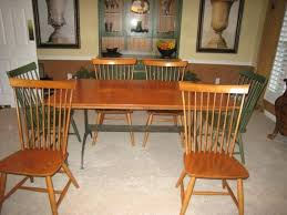 Lovely Ethan Allen Dining Room Set Dinning Furniture Manufacturers In Table And Chairs Used