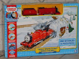 Thomas Tidmouth Sheds Deluxe Set by 19 Tidmouth Sheds Deluxe Set James Works It Out Thomas And
