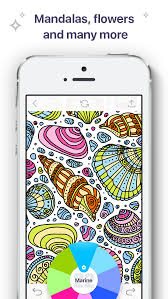 Nice Idea Coloring Book App For Adults Me
