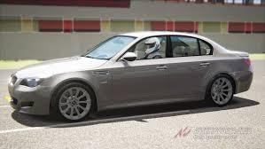 BMW M5 E60 Assetto Corsa Club