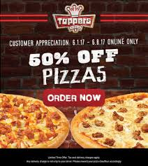 Toppers Pizza Coupons 🛒 Shopping Deals & Promo Codes ... Farm To Feet Coupon Code Smart Park Parking Promo 14 Active Zaxbys Promo Codes Coupons January 20 Best Black Friday 2019 Deals From Amazon Buy Walmart Toppers Codes Pizza Deals In West Michigan For National Day 20 Off Tiki Hut Coffee December Pizza Coupons Ventura Apple Store Student 2018 Most Popular A Dealicious And Special Offer Inside Coupon Futon Shop Czech Art Supplies Mankato Paulas Choice Europe Us How Is Salt Water Taffy Made