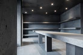 100 David Gray Architects Ssense Montreal By Chipperfield Retail Shop