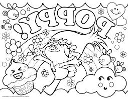 Coloriage Troll Poppy Sensationnel Coloriage Princesse Mandala Ideas
