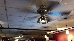 Hampton Bay 3 Speed Ceiling Fan Capacitor by Hampton Bay Redington Iii And Hunter Meridale Ceiling Fans Youtube