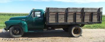 1951 Chevrolet 6400 Grain Truck | Item DC3945 | SOLD! August...