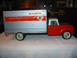 Vintage Nylint U Haul Box Truck | #1748462213