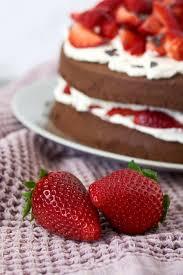schoko erdbeer torte linalsbackhimmel de