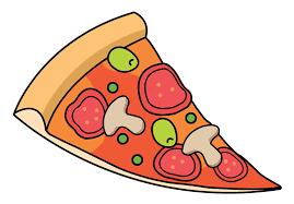 Free to Use Public Domain Pizza Clip Art