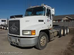 100 Semi Truck Transmission 2001 Mack CH613 Semi Truck Item DB8082 SOLD December 7