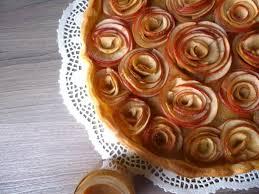 cuisine tarte aux pommes tarte aux pommes bouquet de roses cuisine moi un mouton