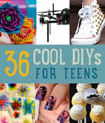 Want To Know How Make Cool DIY Projects For Teens Heres A List Of The Best Crafts Young Adults Modern Crafting Teenagers On Go