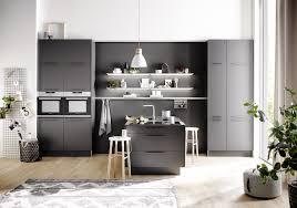 häcker küchen präsentiert neue fronten in betonoptik