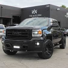 100 All Black Truck Avorza GMC 1500 Sierra Everything Available For