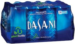 Dasani 363162 Coca Cola Soft Drink And Coffee Products