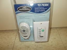 Harbor Breeze Ceiling Fan Remote Control by Harbor Breeze Universal Ceiling Fan Remote With Wall Control