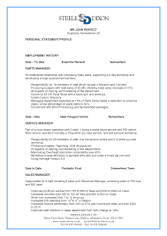 Awesome Collection Of Functional Resume Sections Also Workshop Manager Sample