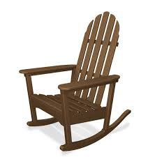 Classic Adirondack Rocker (Assembly Required - Brown ... Details About Outdoor Patio Lounge Chair Cushioned Weatherproof Polypropylene Resin Brown New Restaurant Fniture Wicker Ding Tables And Chairs Garden 2 Arm 1 Coffee Table Rattan Sofa Yard Set Gradient Us Stock Exciting White America Luxury Modern Contemporary Urban Design Dark Ideas Rialto 5piece Cast Alinum Black Sand 12 Top Gracious Living Photos Get Ready For Summer Danetti Lifestyle Classic Adirondack Rocker Assembly Required Polywood Coastal Folding Mahogany Kiwi Sling