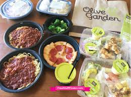 HOT $23 38 for a Family of Four at Olive Garden ly $5 85 Per Meal