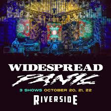Widespread Panic Halloween by Widespread Panic Announces 3 Shows In Milwaukee