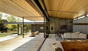 104 Aidlin Darling Design Mill Valley Courtyard Res Archdaily