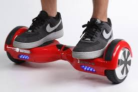 Three Hoverboards Like This One Pictured Were Stolen From Crown Heights Teenagers Last