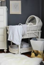Our new Baby Bassinet and making room for baby Nesting With Grace