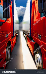 Two Trucks On Road Stock Photo (100% Legal Protection) 25921678 ... Van Damme Real Split Between Two Trucks Hd Complete Story Ats Truck Licensing Situation Update American Simulator Mod On Sdevs Epa Clean Diesel Grant Southwest Detroit Motorcycle Rider Gets Jacked Between Two Trucks Loading Ramps Steel For Pickup Trailers Driving The 2016 Model Year Volvo Vn Collide Leaving Man Critical And Freight Robert Pandullos 05 Pete 379 94 Kenworth W900l Accident In East Texas Causes Explosive Fire And By 1wayticket2h3ll Deviantart White Lorry Building In Front Of Cstruction Amazoncom New Bright Rc Sf Hauler Set Car Carrier With Mini