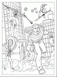 Unbelievable Spider Man Coloring Pages With Spiderman And Online