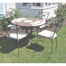 table de jardin ronde en stunning salon de jardin occasion
