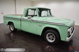 100 67 Dodge Truck Other Pickups D100