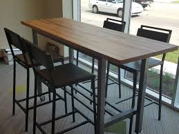 High Top Conference Dining Table