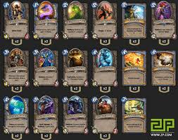 Mage Decks Hearthstone Basic by The Mage Deck Brought Trump To The Legend Rank In Eu Server 2p