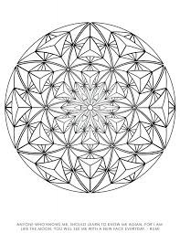 Sacred Geometry Coloring Book Pdf Luxury Inspiration Colouring