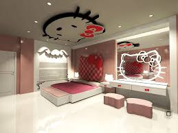 Good Looking Bedroom Decoration Checklist Completed With Contemporary Low Profile Bed On White Polished Concrete Floor