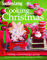 Dillards Christmas Decorations 2014 by Southern Living Cooking For Christmas Cookbook Photo Stylist