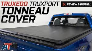 Truxedo Bed Cover by 2009 2014 F150 Truxedo Truxport Tonneau Cover Review U0026 Install