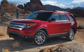 Ford Explorer Captains Chairs Second Row by Top 11 Three Row Suvs With The Most Cargo Room