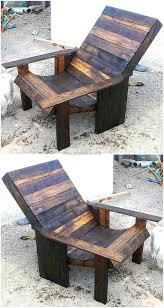 Pallet Outdoor Chair Plans by Reuse Your Dumped Pallets To Create Something Like These Pallet