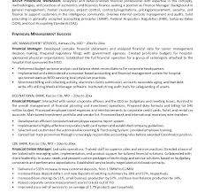 Sample Resume Finance Manager Cover Letter Best Of Example