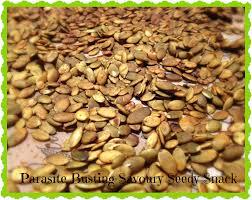 Pumpkin Seeds Prostate Cancer by Pumpkin Seed Crunch Real Healthy Kids