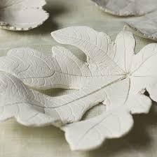 Leaf Bowl Air Dry Clay