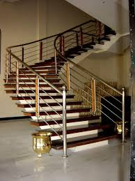 Steel Handrail For Modern Stairs Designs | : How To Fold Stair ... Best 25 Modern Stair Railing Ideas On Pinterest Stair Contemporary Stairs Tigerwood Treads Plain Wrought Iron Work Shop Denver Stairs Railing Railings Interior Banister 18 Best Jurnyi Lpcs Images Banisters Decorations Indoor Kits Systems For Your Marvellous Staircase Wall Design Decor Tips Rails On 22 Innovative Ideas Home And Gardening