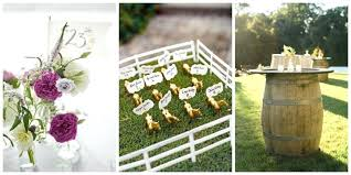 Craft Wedding Decorations Rustic Vintage Ideas
