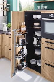 attraktive stauraum ideen für kleine küchen küchen journal
