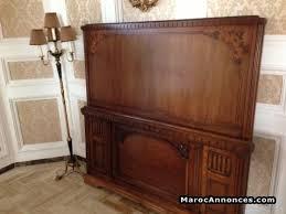 chambre à coucher maroc chambre a coucher en bois massif meubles 10h27 28 03 2018