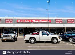 The Storefront Of Builders Warehouse, A Business Selling Building ...