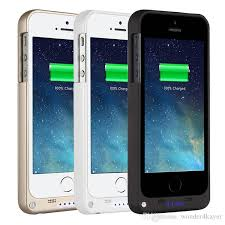External Backup Battery Charger Case for Iphone 5 5s Backup