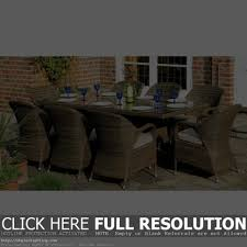 8 Person Outdoor Table by Patio 24 Patio Dining Sets Clearance 21964 Pplar Table 4