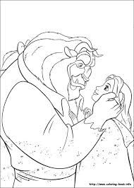 Awesome To Do Beauty And The Beast Coloring Pages